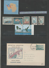 ANTARCTIQUE ARGENTIN LOT