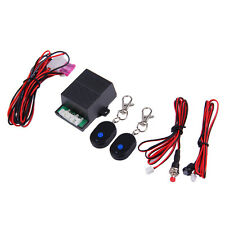 Universal Car Engine Immobilizer Anti-robbery Anti-stealing Alarm System QW
