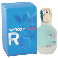 Roxy Love Quicksilver 50ml 1.7oz EDT Spray Women New Sealed Rare Discontinued