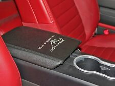 2005-2008  Mustang Arm Rest Cover with Running Horse - Interior