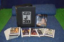 LOVELY STAR WARS UNA NUOVA SPERANZA trentesimo anniversario Cartamundi carte da gioco rd6063