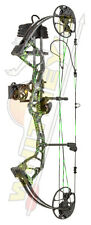 Fred Bear Archery Royale Bow with RTH Package in Toxic - Right Hand / RH
