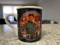 Vintage 1983 Star Trek Mug McCoy Hamilton Collection by Susie Morton