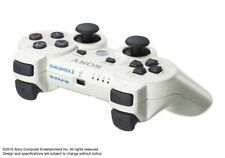 PlayStation 3 Wireless controller DUALSHOCK 3 Classic white PS3 F/S w/Tracking#