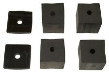 1947 1948 1949 1950 1951 1952 1953  Bed Mounting Blocks & Pads Chevy GMC Truck