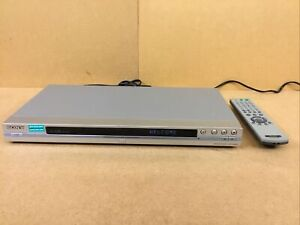 Sony DVP-NS355 DVD & CD Player Precision Drive 3 DVD+RW/R Playback with Remote