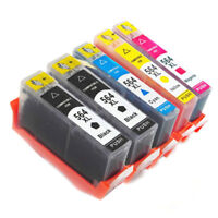 5PK Compatible Ink Cartridges For HP 564XL 564 XL HP OfficeJet 4610 4620 4622