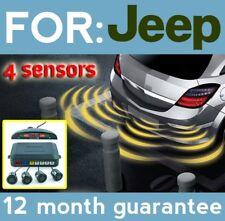 Reverse Reversing Parking Sensor Kit JEEP Wrangler I II