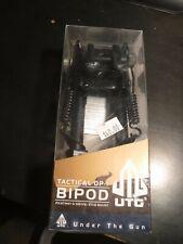 UTG Tactical OP-1 Picatinny & Swivel Stud Mount Bipod- Used