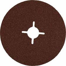 25 Tyrolit Schleifscheiben 115-180mm Fiberscheiben für Holz Stahl Alu