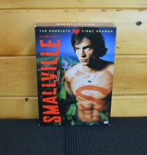 Smallville The Complete First Season Dvd Wb Cw Superman Television Show Dc Comic