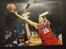 Candace Parker signed auto 11x14 photo Los Angeles Sparks La Team Usa