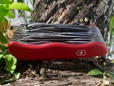 Victorinox Swiss Army Knife, Workchamp XL, Dark Red, Knive # 53771, New In Box