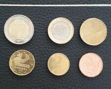 VENDO MONEDAS DE € DE  ANDORRA  2014 (6 VALORES). S/C