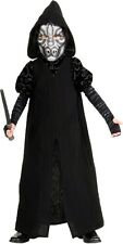 Harry Potter Death Eater Boys Fancy Dress Halloween Costume Size 3 - 4 Years New