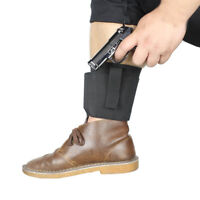 Tactical Concealed Carry Ankle Holster Gun Holster for Ruger LC9 LCP Glock 42 26