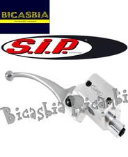 4650 - POMPA FRENO SIP ANTERIORE IN ALLUMINIO VESPA PX 125 150 200 A DISCO
