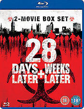 28 Days Later / 28 Weeks Later Blu-Ray NEW BLU-RAY (3722907000)