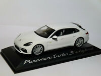Porsche Panamera Turbo S e-hybrid Sport Turismo 2017 au 1/43 de Minichamps