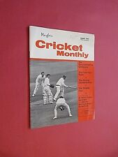 PLAYFAIR CRICKET MONTHLY. AUGUST 1970. ILLUSTRATED MAGAZINE.