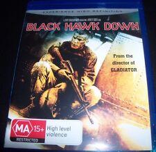 Black Hawk Down (Australia Region B) Bluray – Like New