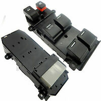 Electric Window Switch Console for Honda CRV 06-11 Jazz 22pins Oe 35750SWAK01