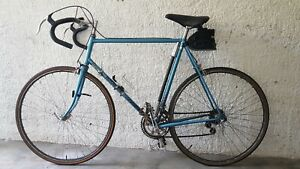 "1980 s 28"" Motobecane Vitus  Stahl RH60  Rennrad"