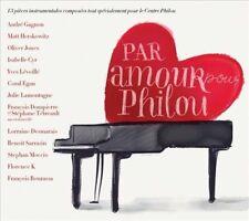 VARIOUS ARTISTS - PAR AMOUR PHILOU NEW CD