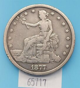 WPCoins ~ 1877-S Trade Dollar