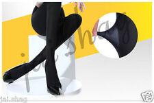 Black Color Sexy Full Foot Women Thin Sheer Tights Stocking Panties Pantyhose