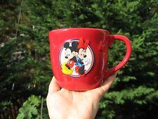 Minnie and Mickey  Mouse Mug Coffee Tea Cup Disney Theme Parks