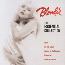 Blondie Essential Collection CD NEW Denis/Hanging On The Telephone/Picture This+