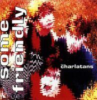THE CHARLATANS some friendly (CD album) indie rock