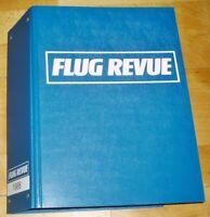 Flug Revue 1988 komplett 1-12 im Ordner Flugzeuge Zeitschrift Sammlung Jahrgang