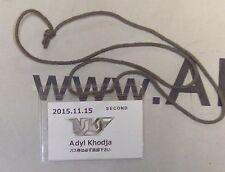 Adyl Khodja Official 2015 NJKF Muay Thai Cornerman Pass Credential Japan MMA