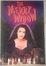 The Merry Widow 1999 at Lyric Theatre Sydney with Marina Prior + 2 ticket stubs