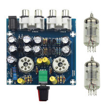 6J1 Tube PreAmplifier board Pre-amp Headphone amp 6J1 valve preamp buffer