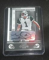 2005 Playoff Contenders Ticket Mike Nugent #196 Rookie Auto