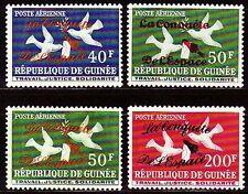 Guinea 1962 ** Mi.ex 145/48 Weltraum Space [sq1539]