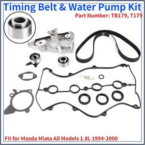 Timing Belt & Water Pump Kit for 1994-2000 Mazda Miata All Models 1.8L TB179