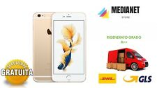 APPLE IPHONE 6S 16GB GOLD ORO GRADO A++ RIGENERATO