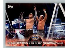 2018 WWE Road to Wrestlemania #25 Matt Jeff Hardy Boyz