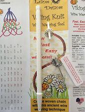 "Lazee Daizee™ Viking Knit Tool 1/4""~ Amazing Wire Weaving Jewelry Craft Tool"