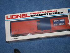 1982 Lionel 6-5712 Lionel Lines TOC Reefer New L1114