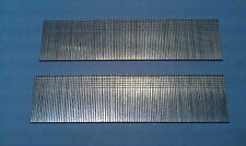 "1 1/4"" Inch 18 Gauge Chisel Point Galvanized Finish Brad Nails 5,000 Box Count"