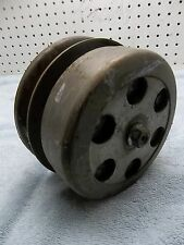 VESPA AUTOMATICA  ANTIQUE PRIMARY VARIATOR CLUTCH ASSEMBLY BELT DRIVE GE1