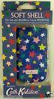 CATH KIDSTON BACK CASE COVER FOR BLACKBERRY CURVE 8520 9300 - STAR DESIGN - NEW