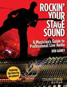 Rockin Your Stage Sound - Book