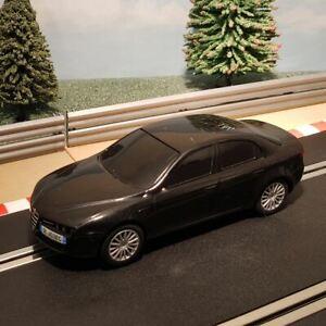 Scalextric 1:32 Car - C2963 Black Alfa Romeo 159 - James Bond #Z