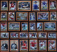 2020 Topps Big League Orange Baseball Cards Complete Your Set U You Pick 151-300
